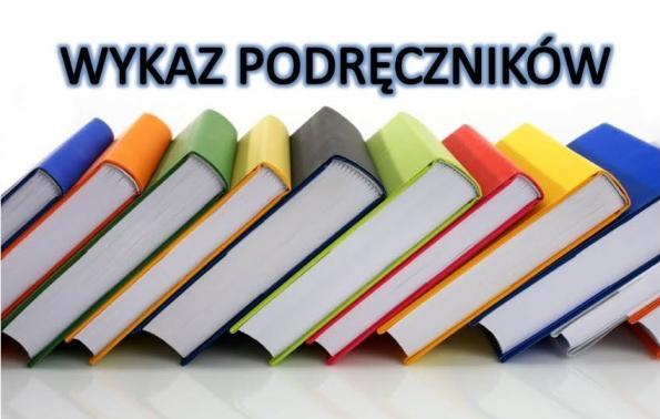Wykaz podręczników dla zawodu Technik awionik po gimnazjum
