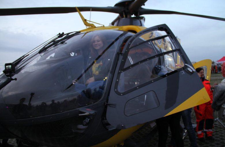 Uczniowie kl. 1TA wzięli udział w  X Nocy w Instytucie Lotnictwa.